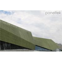 Buy cheap Special Shape Glazed Terracotta Panels With Custom - Made Special Design product