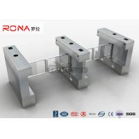 Buy cheap Waterproof Swing Gate Turnstile SUS304 Access Control By Swiping Card RFID product