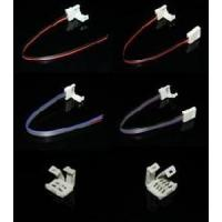 Buy cheap New-IP20 Non-Waterproof Connector of Single Color and RGB LED Strip Light product
