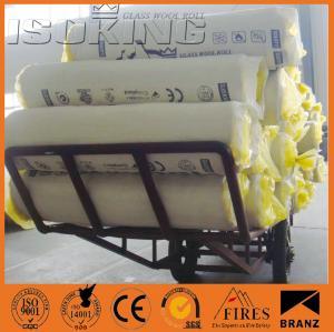 China Glass Wool Insulation on sale