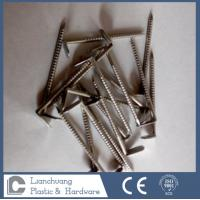 """Buy cheap T316 Stainless steel Clinch Ring Shank Nails Annular Grooved 1-1/2""""  x 14g from Wholesalers"""