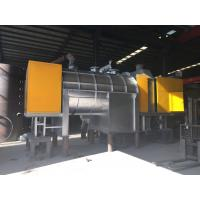 Buy cheap Eco-friendly 24h Continuous Carbonization Furnace Charcoal Making Machine Carbonization Kiln product
