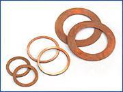 Buy cheap Copper Double Jacketed Gasket product