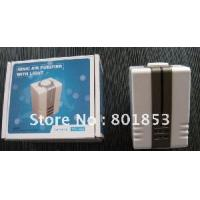Buy cheap Portable Home/Office Huge Negative Ions Output Pure Ionic Air Cleaner product