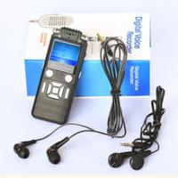 China LCD Display / MP3 Player Portable Mini 8GB Digital Voice Recorder on sale