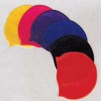 Buy cheap Highly Elastic Silicone Swimming Cap, for Maximum Aquatic Performance, Available in Solid Colors product