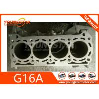 Buy cheap Engine Cylinder Block For SUZUKI Vitara G16A  Aluminium Material SUZUKI G13A Cylinder Block product