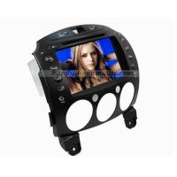 Buy cheap Android 4.0 Car DVD Player for Mazda 2 GPS Navigation Wifi 3G product