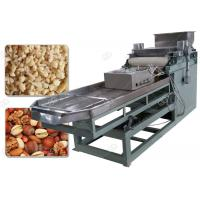 Buy cheap Commercial Nut Cutter Machine , Electric Nut Chopping Machine 2700*1000*1350 Mm product