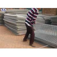Buy cheap Wire Mesh Hesco Bastion Barrier System Green Geotextile For Force Protection product