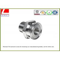 Buy cheap Mechanical Parts Cnc Aluminum Parts / Micro Cnc Precision Machining With Small Tolerance from Wholesalers