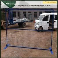 Buy cheap Removable Canada Temporary Fence Panels For Construction Sites / Private Place product