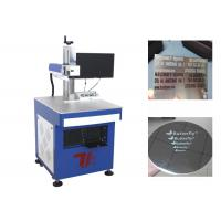 Buy cheap Stainless Steel Tags Fiber Laser Marking Machine 100000 Hours Laser Lifespan product