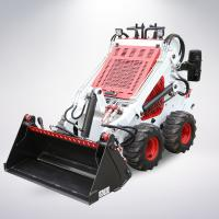 Buy cheap CE approved WY230 23HP mini skid steer loader with 4 in 1 bucket product