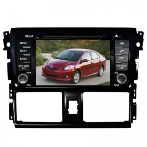 Car dvd player navi TOYOTA GPS Navigation with dvd gps radio Vios Yaris
