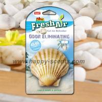 Buy cheap Natural Shell Gel Air Freshener for Car/Home product