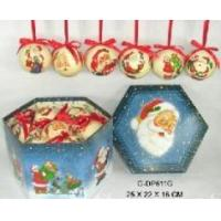 Buy cheap Polyfoam X'mas Ball - 75 mm product