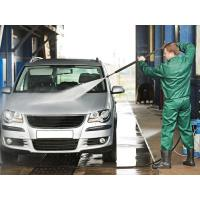 Buy cheap Durable Inflatable Car Wash Mat Easy Set Up With CE / UL Blower product