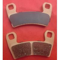 China sintered motorcycle brake pad with chinese best supplier price on sale