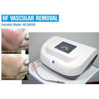High Frequency Red Blood Vascular Removal Machine With Pulse / Continuous Work Mode