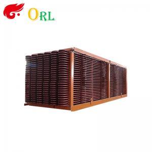 Buy cheap Electrical Water CFB Boiler Economizer Power Plant , Steam Boiler Economizer product