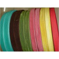 Buy cheap Polyester knitted elastic webbing tape,rubber,latex,knitted elastic banding product