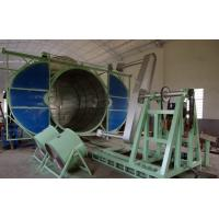 Buy cheap Rock & Roll Roto Moulding Machine,rotational molding machine product