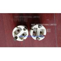 Buy cheap GX9.5 / GY9.5 Halogen Lamp Base Electrical Ceramic Lighting Holder 250 Volt 2 A product