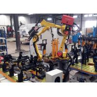 Buy cheap Flexible TIG Frame Structure Automated Welding Systems For Bicycle Accessories product