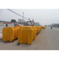 Buy cheap Plastic marine floaters plasitc hdpe/mdpe/ldpe dredging floaters product