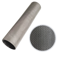 China Inconel 601 Hastelloy C-276 50 Micron Wire Filter Mesh on sale