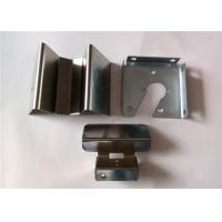 China Durable Custom CNC Machined Parts Iron / Aluminum Welding And Drilling Services on sale