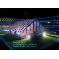 Buy cheap 15*30m Colorful Aluminum Marquee Tent With Floor Used For All Kinds Of Events Party from Wholesalers