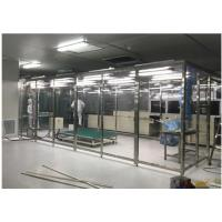 Buy cheap Mobile Class 1000 Dustproof Softwall Clean Room product