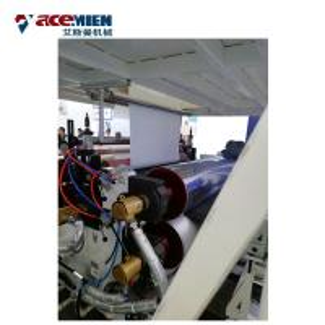 Buy cheap Multi Layer SPC Flooring Making Machine , LVT Vinyl Plank Floor Production Line product
