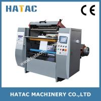 Buy cheap Stable Function Bank Rectipt Paper Slitting Rewinding Machine product