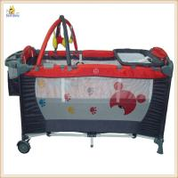 Buy cheap Portable Baby Playpen With Change Table product