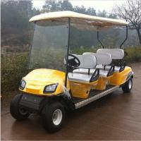 Buy cheap Gasoline powered golf carts with 6 passengers for sale product