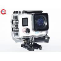 Buy cheap Allwinner V3 Wifi Action Camera Dual Screen product
