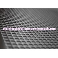 Buy cheap Square Hole Perforated Aluminum Panel , Architectural Perforated Metal Panels product