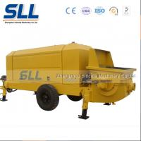 Buy cheap Concrete Transfer In Line Concrete Pump 90m³/H For Construction Projects product