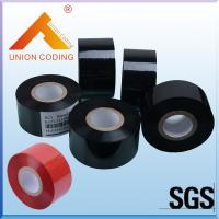 Buy cheap HC3 Type 30mm Width 120M length Black Hot stamp foil product