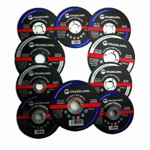 Buy cheap 4.5 Inch 115*1*22 Inox Abrasive Metal Cutting Discs product