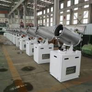 China Anti Dust Fog Cannon Mist Anti Dust Haze Machine on sale