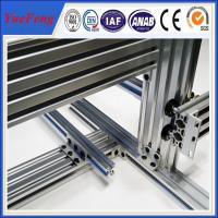 Buy cheap Hot! t slot industrial aluminum extrusion profile, large industrial aluminium profile product