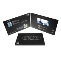 China 800*480 Pixel Digital LCD Promotional Video Card Homemade Video Advertising Cards on sale