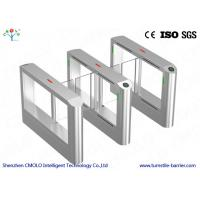 Buy cheap Automatic High Speed Gate Turnstile / Controlled Access Turnstiles from Wholesalers