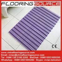 Buy cheap PVC Tube Bath Mat from Wholesalers