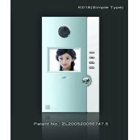 Biometric Home security Product-----Face Recogniton Multi-functions Access Control