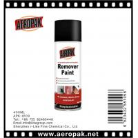 Buy cheap AEROPAK 400ml Hot Sales Quick Acting Paint  Remover for Cleaning product